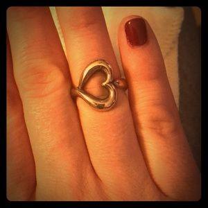 James Avery Abounding Heart Ring